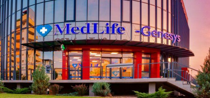 A MedLife kiharapott még egy falatot a Genesys Aradból