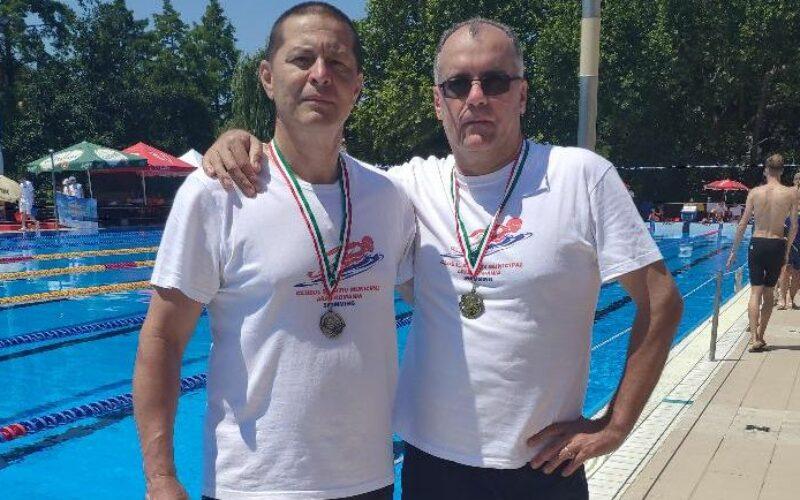 Aradi sikerek a Magyar Szenior Országos Úszóbajnokságon