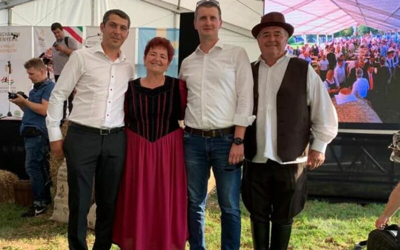 Magyarok Kenyere – Arad megye is képviselte magát