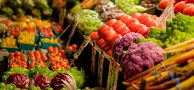Infláció: az élelmiszerek tolják a szekeret