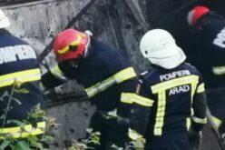 Garázsok égtek a Vlaicu-negyedben