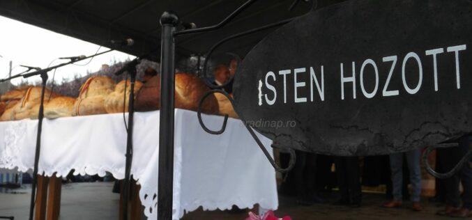 Pécska: szimbolikus program az Új Kenyér Ünnepén