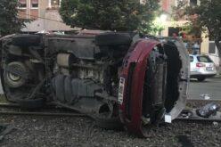 Halálos baleset a belvárosban