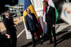 Megnyílt a második magyar-román autópálya-határátkelő