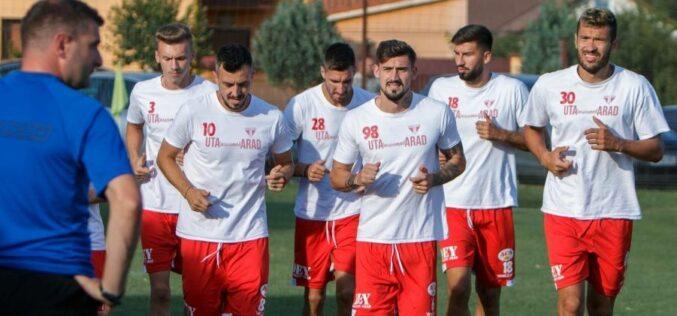 Képtelenek a győzelemre: UTA-Poli Iaşi 2-3