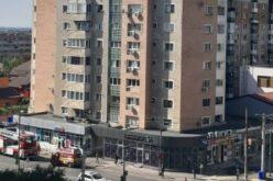 Kigyulladt egy lakás a Fortunánál