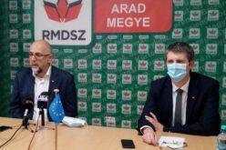 Kelemen Hunor Aradon: politikai stabilitás kell az országnak