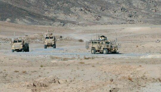 Két aradi katona megsérült Afganisztánban