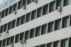Az Arad Megyei Kórház főépületének sincs tűzvédelmi engedélye