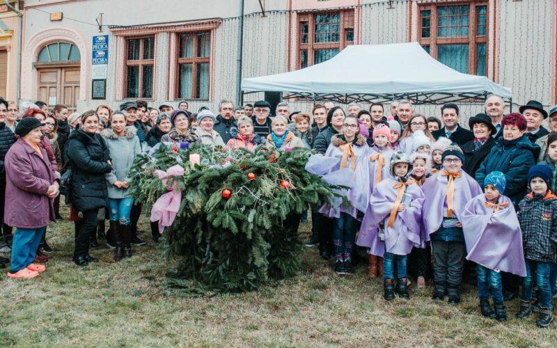 Adventi ünnepkör Pécskán