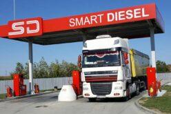 A német DKV megvásárolta az aradi Smart Diesel üzemanyag-forgalmazót