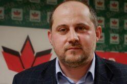 Tóth Csaba Arad új prefektusa