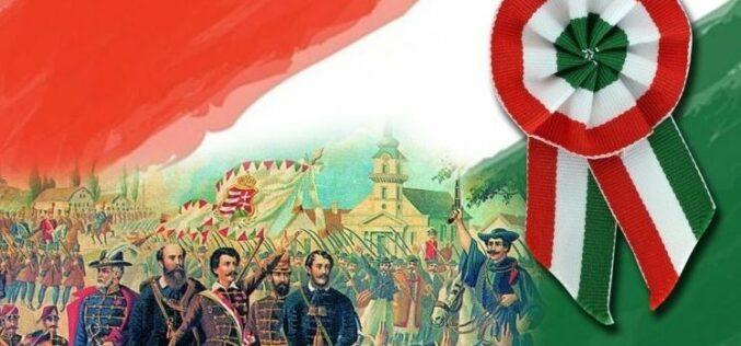 Nemzeti Ünnepünk Aradon