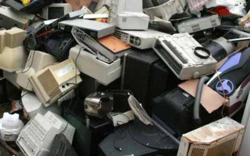 Szombaton elektromos hulladékgyűjtés Pécskán