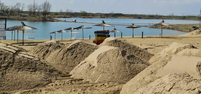 Május elsején nyílik a gyoroki strand