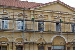 Megújul Pécska egyik emblematikus épülete