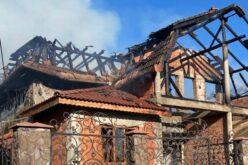 Kigyulladt egy lakóház Buzsákban