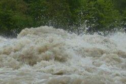 Sárga árvízriasztás a Fehér- és Fekete-Körösön