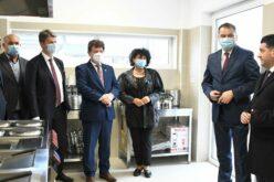 Pécskára látogatott a fejlesztési miniszter