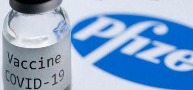 Az eddigi legnagyobb Pfizer-szállítmány érkezik