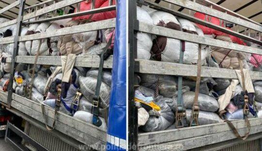 Tizenhét tonna alumínium hulladékot akart behozni
