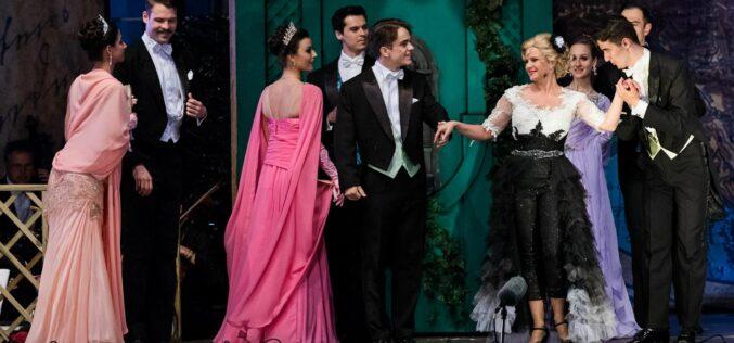 A magyar operett sztárjai Aradon