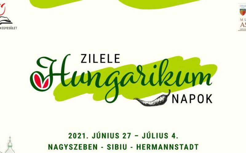 Szinte szomszédok: Hungarikum Napok Nagyszebenben