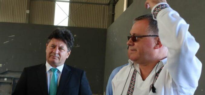 A miniszter nem volt kíváncsi a majláthfalvi magyar gazdákra