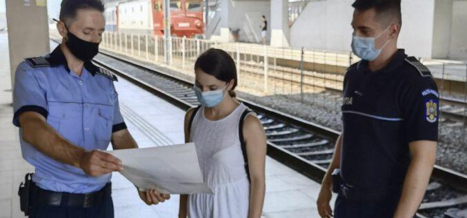 Az aradi rendőrök rámutattak, mi a fő probléma a vasútnál