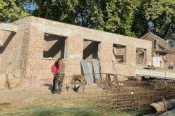 A teaház is megújul a soborsini kastélyban