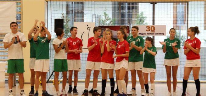 30 éve alakult meg a Magyar Korfball Szövetség