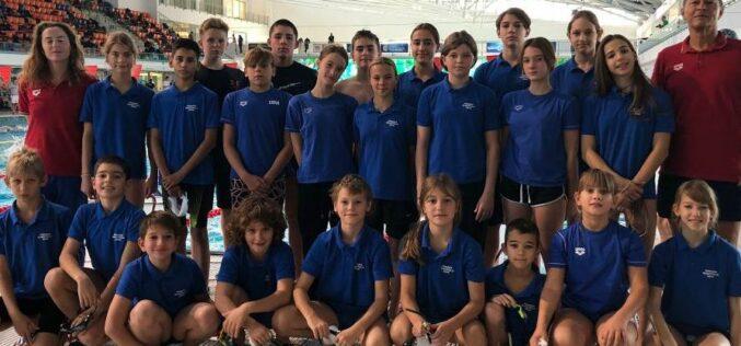 Aradi úszók sikere Debrecenben